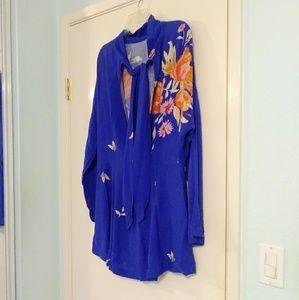Free People Dresses - Free People Gemma Mockneck Dress